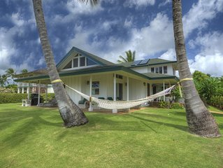 Huge Oceanview 3 Br/4Ba Home, 40 Second Stroll to the Ocean, LAST MINUTE RATES