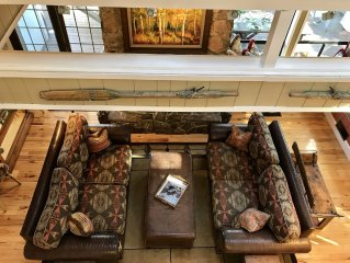 Relax at Lake Front Luxury Lodge-Near Yosemite-Pool Table-Private Dock