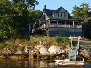 Discover a Family Tradition on Linekin Bay