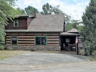 CABIN RENTAL AVAILABLE!  Minutes from Convention Ctr.