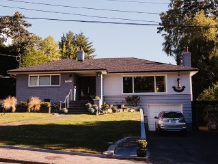 Rockland Garden Suite In Quiet Neighborhood; Near