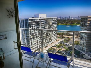 Coronado Shores Penthouse - 1 Br/1 Ba With Awesome Bay and City Views