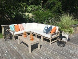 Best reviews- Relaxing & Quiet East Hampton Village Fringe - Free Beach Permit