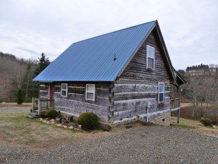 Blue Ridge Treasure on Dan River off BR Parkway, Views, Mabry Mill & Wineries!