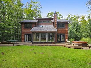 Located 1 mile from Timberline Ski Resort & 4 miles to Canaan Valley Ski Resort
