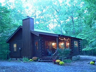 The Rivercane Cabin - Cozy, private, view, 1 mile to John C Campbell Folkschool