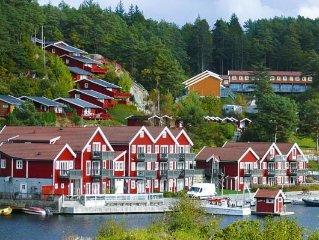 Holiday accomodations Tregde Ferie, Tregde/Mandal  in Vest - Agder - 2 persons,