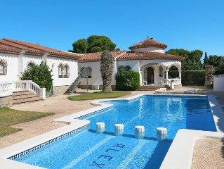 Vacation home Haus Kessler  in Miami Playa, Costa Dorada - 4 persons, 2 bedrooms
