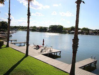 Beautiful, Waterfront Townhome on Constant Level Lake LBJ