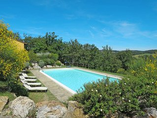 Cottage Gelsomino near Fiorenze, San Gimignano, Siena...