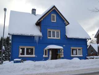 Apartment Harz Mountains Pass, 4 rooms, 124m², 4-10 people