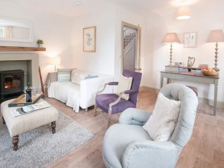 CRAILING COTTAGE - a peaceful country estate near to Jedburgh & Kelso