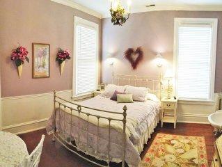 Ellerbeck Mansion B&B Summer Hill Room