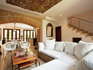 Luxury Villa in the old town of Cartagena, The Majic City