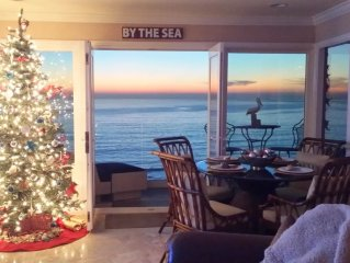 *GORGEOUS  SAN CLEMENTE OCEAN FRONT CONDO: MAY & JUNE 2017 AVALIABLE*
