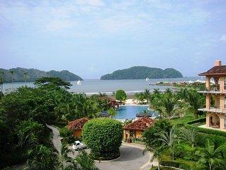 Dream Vacation, Luxury Condo with Ocean View in Los Suenos, Costa Rica