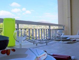 [412la] SUD-OUEST IDEAL VACANCES - Appartement pour 4 personnes a Mandelieu-la-N