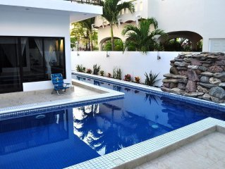 VILLA BOZENNA is a hidden paradise at residential zone of Rincon de Guyabitos