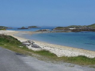 A Taste Of Paradise In The Heart Of Connemara a long the Wild Atlantic Way.