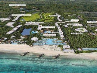 Vidanta Riviera Maya Resort Site Map