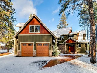 3rd Nt Free, NEW SNOW! 12th Manor Estate|3 Masters, Hot Tub, Gm Rm|Slp14