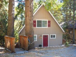 Lazy Bear Lodge… a cozy retreat in Lake Arrowhead!