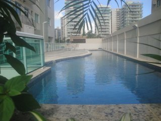 Apartº 2 Q - Near Olympic Park, Riocentro and HSBC Arena