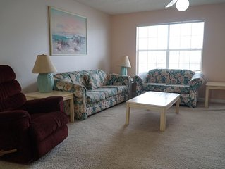 Wendwood B1 Two Bedroom Condo Just Steps from the Beach!