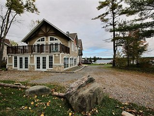 Beautiful, Fun, and Spacious Cottage on Lake Muskoka