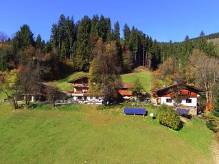 Fantastic holiday apartment in the mountains near Brixen im Thale!