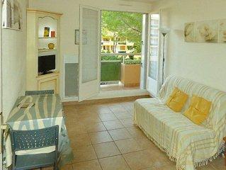 Loue T2, 3 couchages, à Bormes les Mimosas (83230)