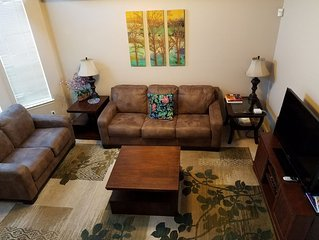 Cozy 1300 Sq. Ft. House, Approx 10 Min. From Ft. Bliss, Texas.