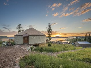 End Of The Road Yurt