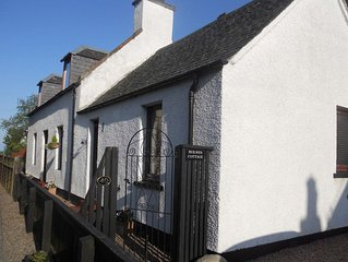Cottage not far from Rosemarkie Beach on the Black Isle