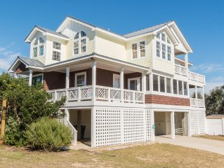 #1555 Heavenly Bliss. Ocean Views, Pool, Easy Walk to Beach, Tropical Decor