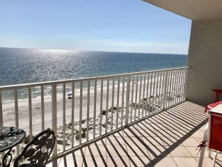 Ocean House 2804 2 bedroom 2 bath gulf-front condominium