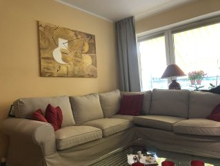 München -Center- Wohnen wie zuhause- elegant- gemütlich