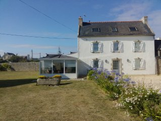 SEAVIEW HOUSE WITH GARDEN loan of a fishing port and the Pointe du Raz,