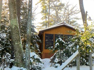 The winter wonderland is calling you to this premier cabin.  Don't miss out!!
