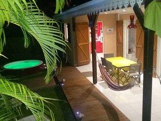 Charmante Villa L'ANSE A L'ANE ,  Les Trois ilets Martinique