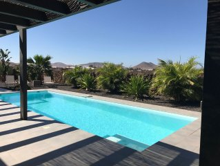 NEW Villa wifi pool (heated optional) 6 people on ground of 1000m2