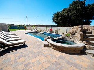 Funtierland 31 + Pool w/Waterslide + Splash Pad + Hot Tub + FREE WiFi/Netflix