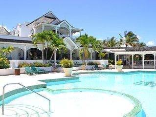 Sugar Hill 2Br Penthouse Apartment , Beach Club & Pool