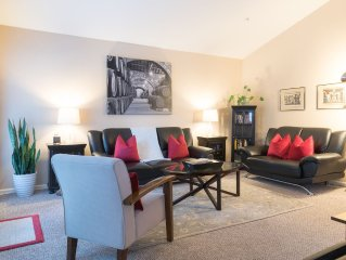 $100 off any night in Mar Downtown Napa-Walk to Everything Unit D