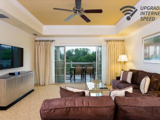 Luxury Modern Furniture - Amazing Golf Views close to Disney!