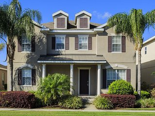 Tommy Bahama | AMAZING VALUED Home in Centre of Reunion Resort Close to Disney!