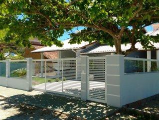 Casa de Praia em Palmas - SC - 3 Quartos - 200 Metros do Mar