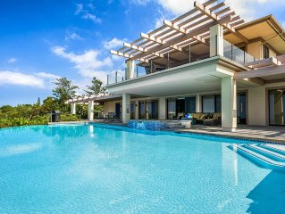 Ooma Plantation - Private Pool & Spa/Ocean Views/Sleeps 17