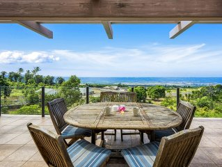 Ooma Plantation - Private Pool & Spa/Great Ocean Views/Covered Lanai
