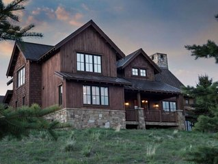 Private & Luxurious Promontory, Ski Resort Views, Golf, Spa, Tennis, Kids Cabin